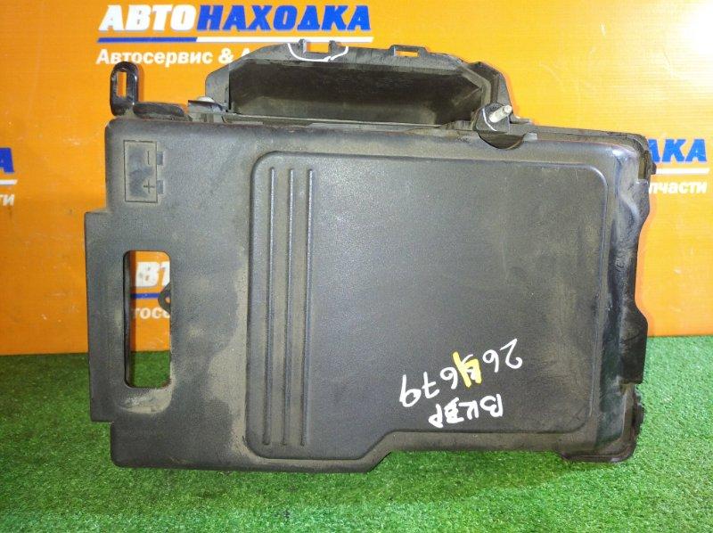 Полка под аккумулятор Mazda Axela BK3P L3-VDT 2006 кожух аккумулятора*сломана одна защелка