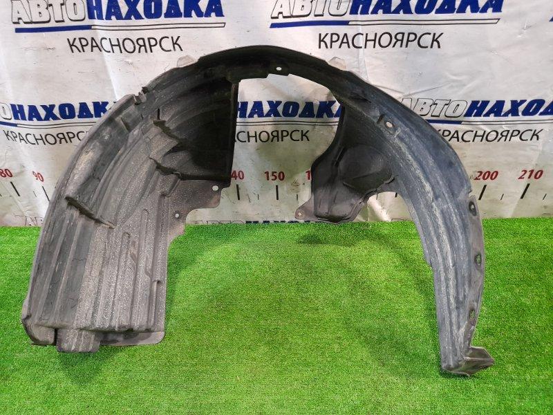 Подкрылок Nissan March AK12 CR12DE 2002 передний левый FL 1 мод.