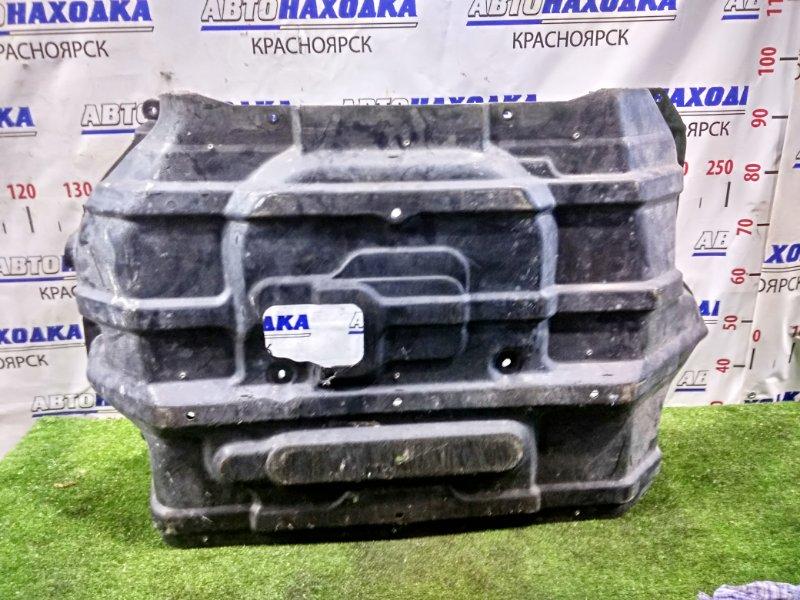 Защита двс Mazda Bongo Friendee SG5W J5-D 1995 центральная, под ДВС. Сплошная