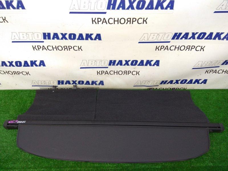 Шторка багажника Toyota Corolla Fielder NZE124G 1NZ-FE 2002 задняя черная, ХТС