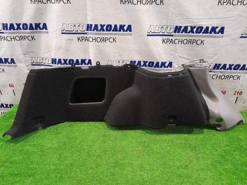 Обшивка багажника Subaru Forester SG5 EJ20-T 2002 задняя левая нижняя боковая, левая, дефект одного