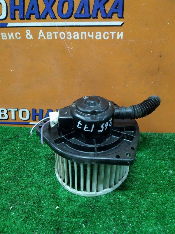 Мотор печки Nissan Cube Z10 CG13DE ЛОМ КРЫЛЬЧАТКИ