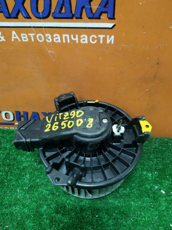 Мотор печки Toyota Vitz KSP90 1KR-FE