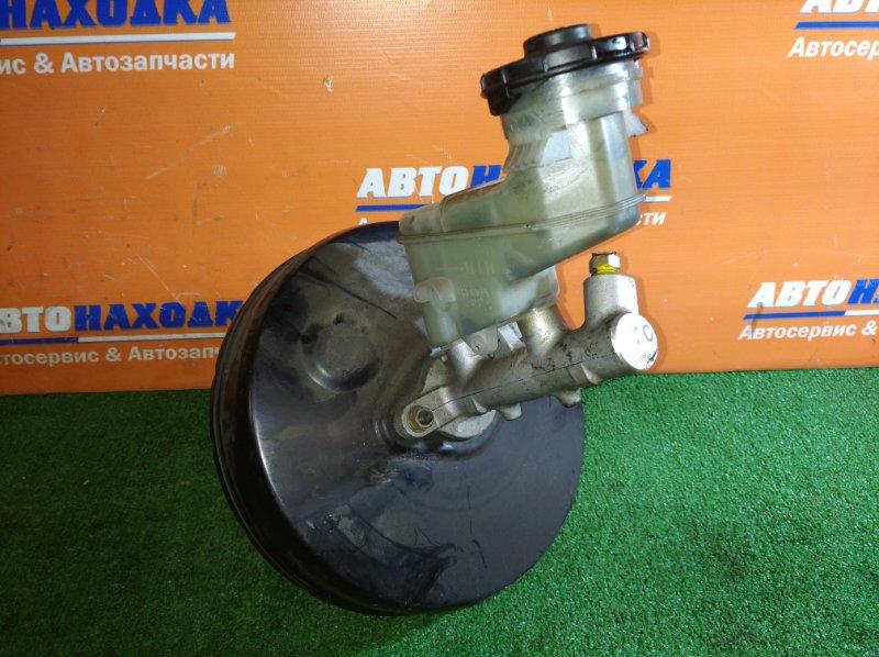Главный тормозной цилиндр Honda Accord CL9 K24A 2002 +вакуумник