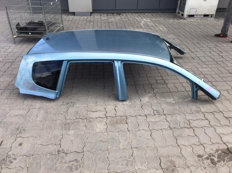 Крыша Honda Fit GD1 L13A 2001 +стекла собачатника+ручки+плафоны+козырьки/обшивка имеет