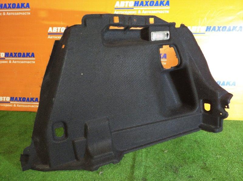 Обшивка багажника Mazda Axela BK3P L3-VDT 2006 задняя правая с плафоном