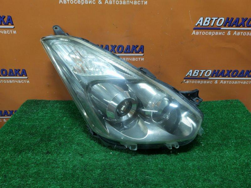 Фара Toyota Wish ANE11 1AZ-FSE передняя правая 2MOD, КСЕНОН, +ЭЛЕКТРОКОРРЕКТОР,