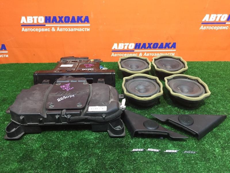 Динамик Mazda Axela BK3P L3-VDT 2006 комплект BOSE MPS/динамики,усилитель,саб