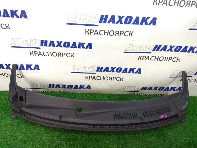 Ветровая панель Suzuki Alto HA25V K6A 2009 в сборе с уголками