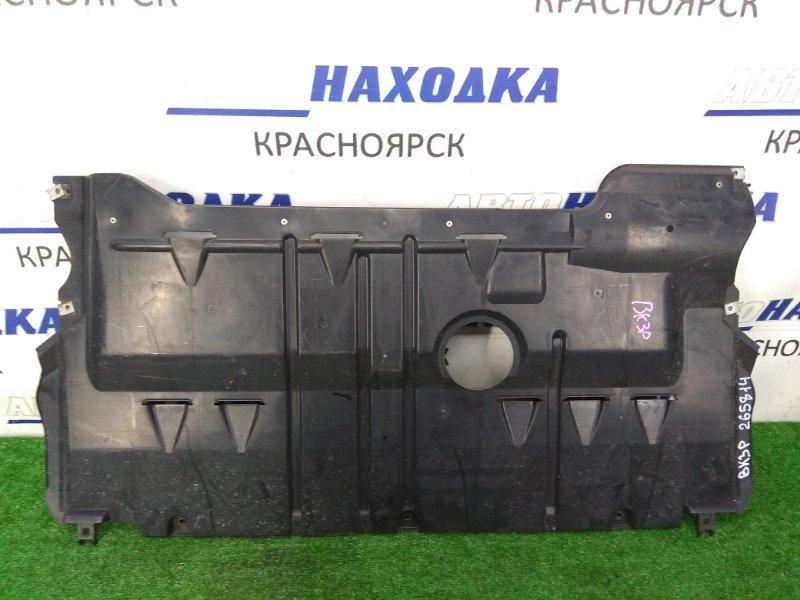 Защита двс Mazda Axela BK3P L3-VE 2003 передняя основная, большая