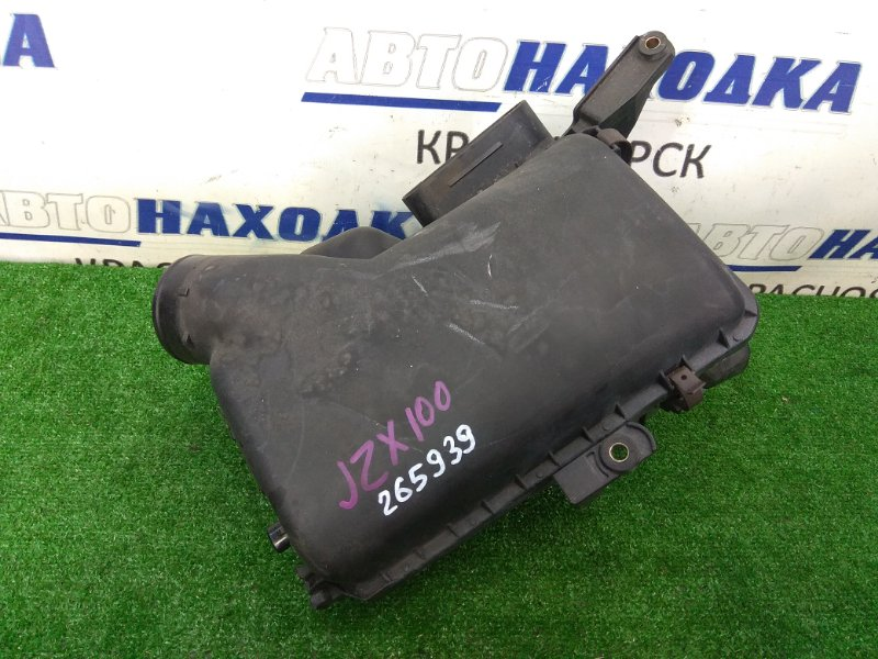 Корпус воздушного фильтра Toyota Mark Ii JZX100 1JZ-GE 1996