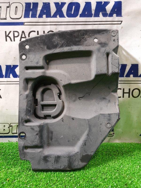 Защита двс Mitsubishi Colt Z21A 4A90 2002 передняя правая FR боковая