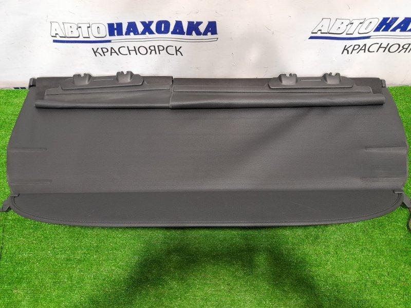 Шторка багажника Toyota Caldina ZZT241W 1ZZ-FE 2005 задняя без дефектов