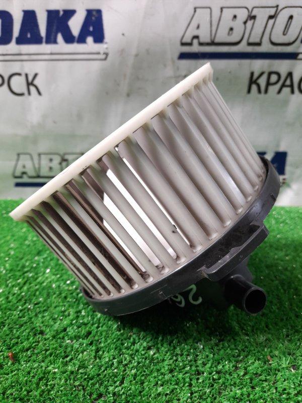 Мотор печки Mazda Axela BK5P ZY-VE 2006