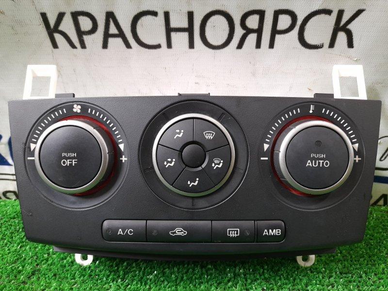 Климат-контроль Mazda Axela BK5P ZY-VE 2006 электронный