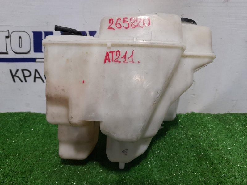 Бачок омывателя Toyota Caldina AT211G 7A-FE 1997 под один моторчик, с расширительным бачком