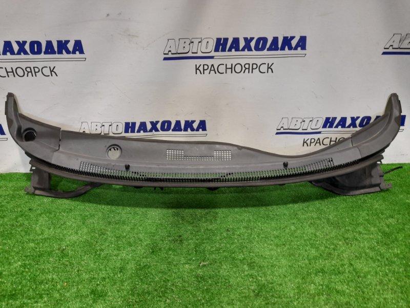 Ветровая панель Honda Odyssey RB1 K24A 2003 передняя с боковушками и заглушками, дефект