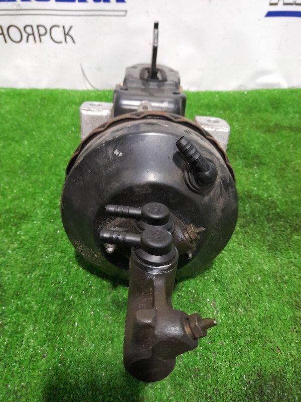 Главный тормозной цилиндр Smart Fortwo 450.352 160.910 2003 с вакуумником