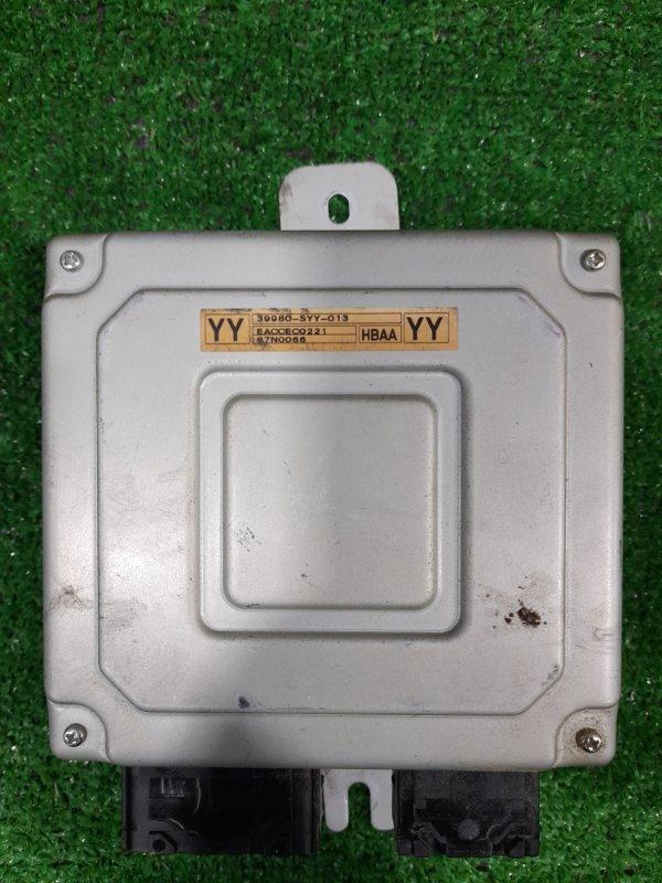 Блок управления рулевой рейкой Honda Freed GB3 L15A 2008 Блок управления рейкой (EPS)