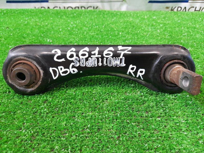 """Рычаг подвески Honda Integra DB6 ZC 1998 задний правый RR, поперечный, """"ушастый"""""""