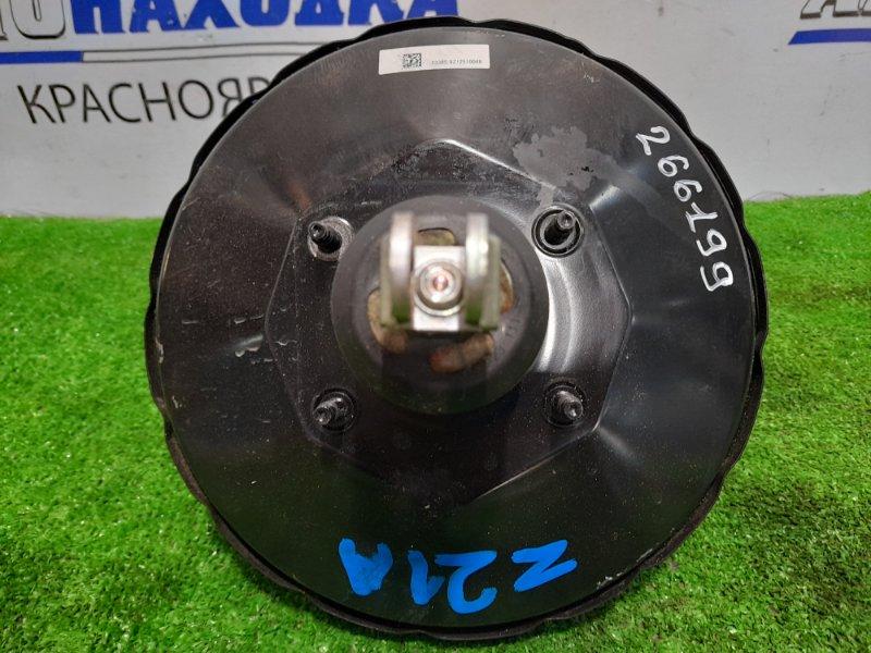 Главный тормозной цилиндр Mitsubishi Colt Z21A 4A90 2002 с вакуумником и бачком