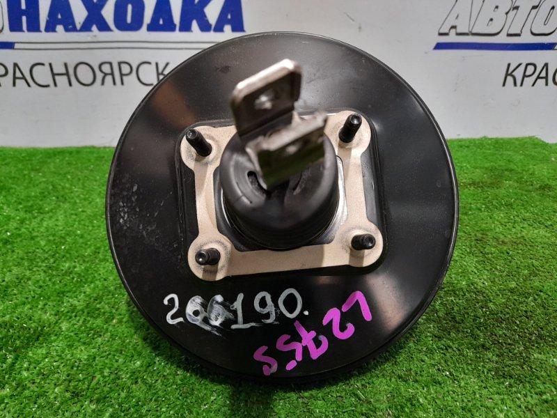 Главный тормозной цилиндр Daihatsu Mira L275S KF-VE 2006 с вакуумником и бачком