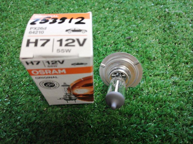 Лампа H7 12V 55W PX26d Osram