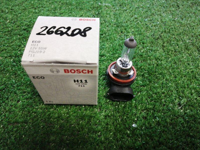 Лампа ECO, H11, 12V, 55W, PGJ19-2,
