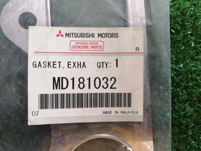 Прокладка выпускного коллектора 4G63