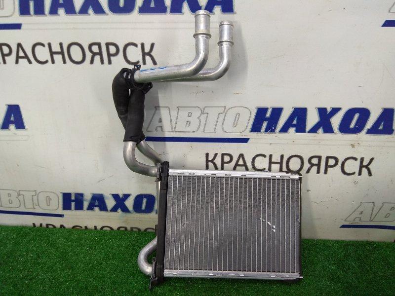 Радиатор печки Nissan Leaf ZE0 EM61 2009 алюминиевый, с трубками