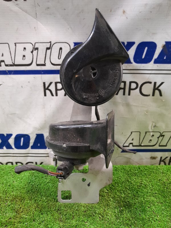 "Сигнал Bmw 530I E60 N52B30 2003 пара, ""улитки"" KLAXON"