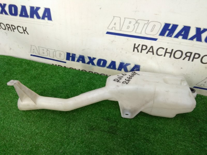 Бачок омывателя Honda Stream RN6 R18A 2006 Под 1 моторчик, без крышки