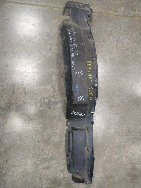 Подкрылок Toyota Aristo JZS147 1UZ-FE 1991 передний левый 53876-30020 дефект крепения