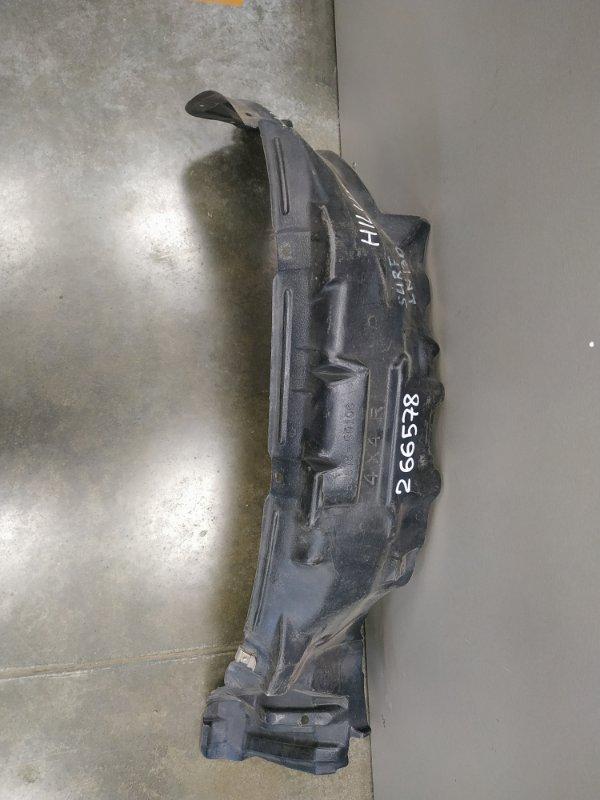 Подкрылок Toyota Hilux Surf KZN130G 1KZ-TE 1993 передний правый 53875-89106