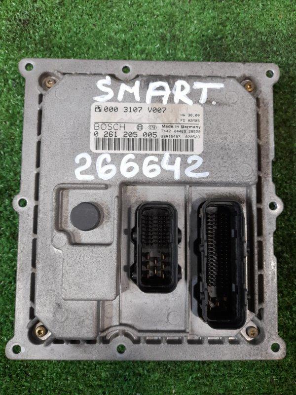Компьютер Smart Fortwo 450.352 160.910 2003 блок управления ДВС