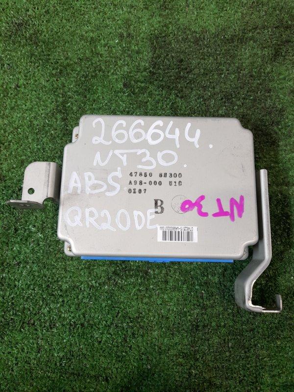 Компьютер Nissan X-Trail NT30 QR20DE 2000 блок управления ABS
