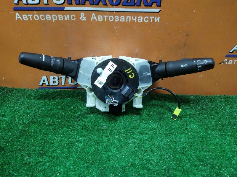 Шлейф рулевой колонки Nissan Tiida Latio SC11 HR15DE В СБОРЕ(ДВОРНИКИ 25260-ED103/EG00A + СВЕТ