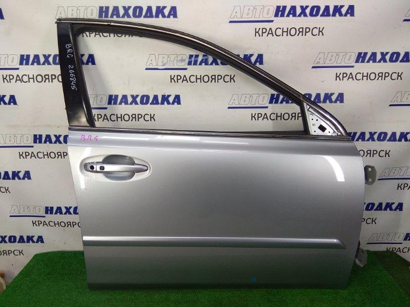 Дверь Subaru Legacy BRG FA20 2012 передняя правая передняя правая, без стекла, ст. подъемника и