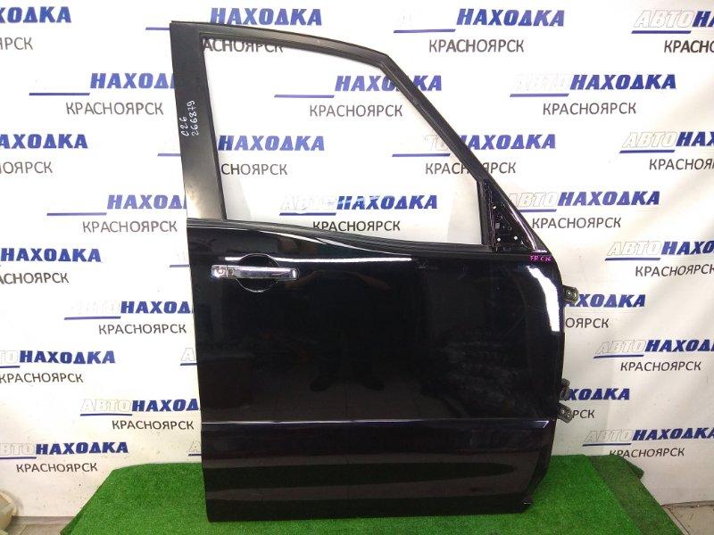 Дверь Nissan Serena C26 MR20DD 2010 передняя правая ХТС, передняя правая, без стекла, без ст.