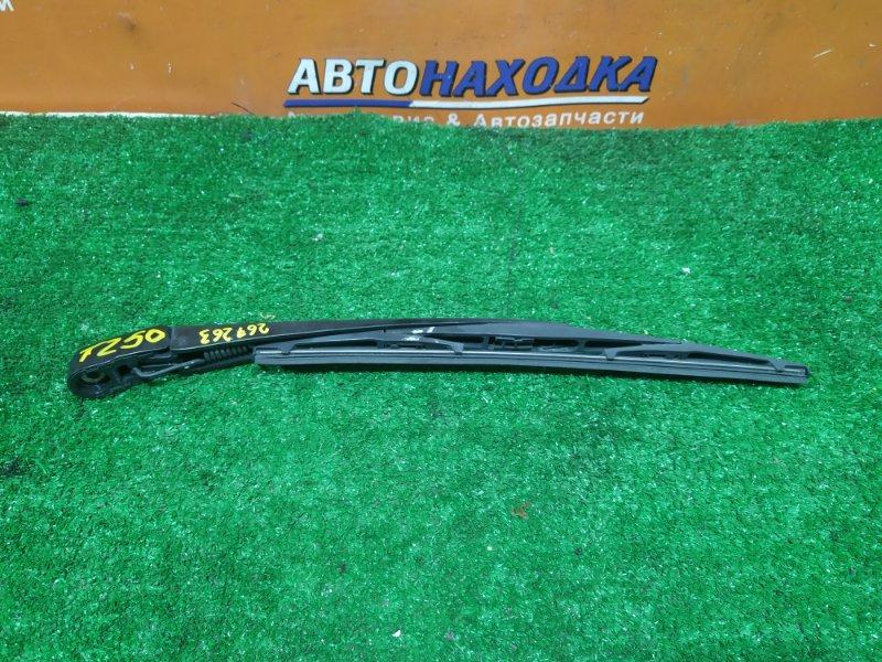 Щетка стеклоочистителя Nissan Murano TZ50 QR25DE 06.2005 задняя