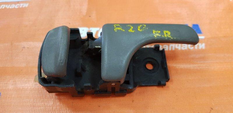 Ручка внутренняя Nissan Mistral R20 TD27BT 1994 передняя правая FR