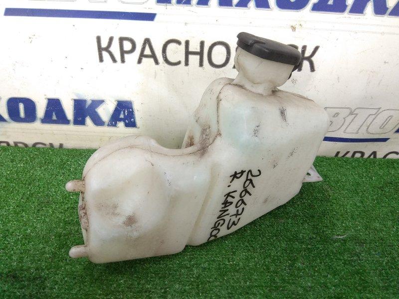 Бачок омывателя Renault Kangoo KC K4M 2003 Под 1 моторчик, с крышкой