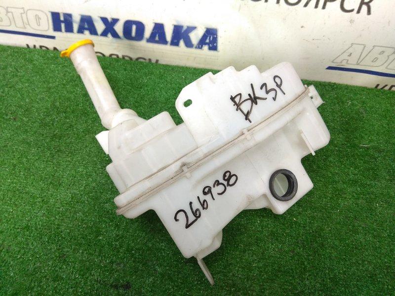 Бачок омывателя Mazda Axela BK3P L3-VE 2003 Под 1 моторчик, с крышкой