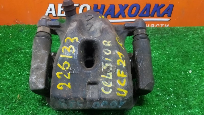 Суппорт Toyota Celsior UCF21 1UZ-FE 1997 задний левый