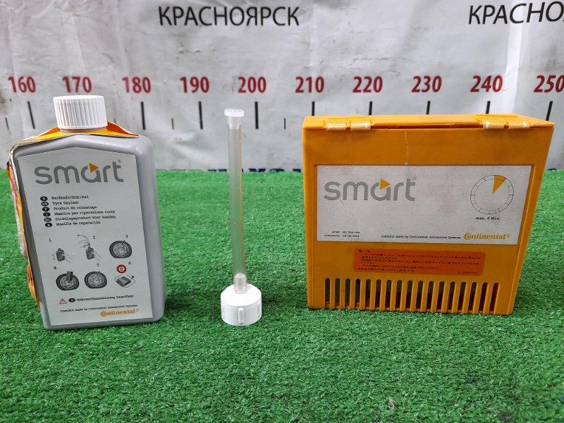 Компрессор автомобильный Smart Fortwo 450.352 160.910 2003 штатный автомобильный электрический