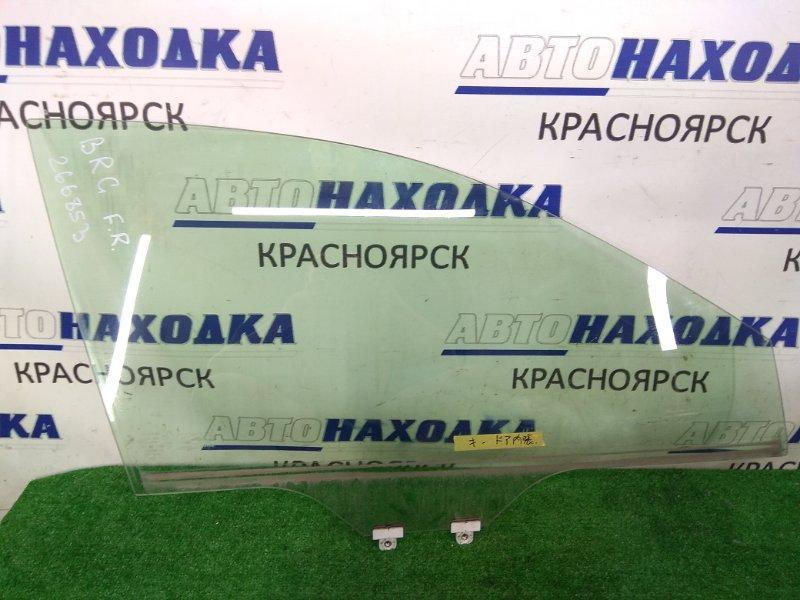 Стекло боковое Subaru Legacy BRG FA20 2012 переднее правое переднее правое