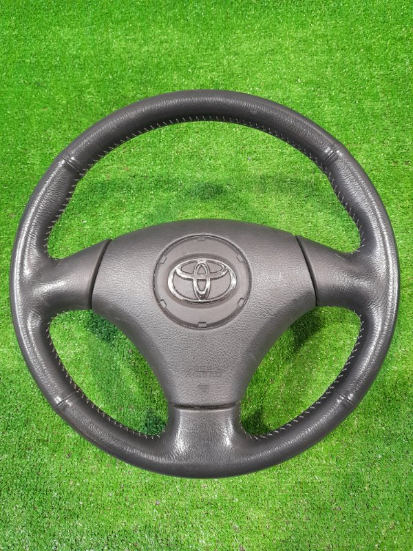 Airbag Toyota Allion ZZT240 1ZZ-FE 2001 с рулем, кожа, с подушкой, без заряда