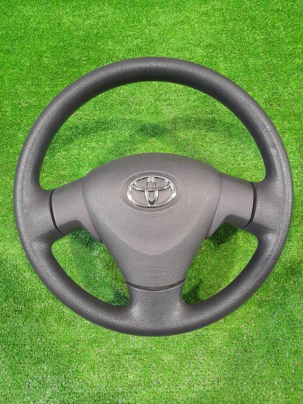 Airbag Toyota Corolla Fielder NZE141G 1NZ-FE 2006 с рулем, с подушкой, без заряда