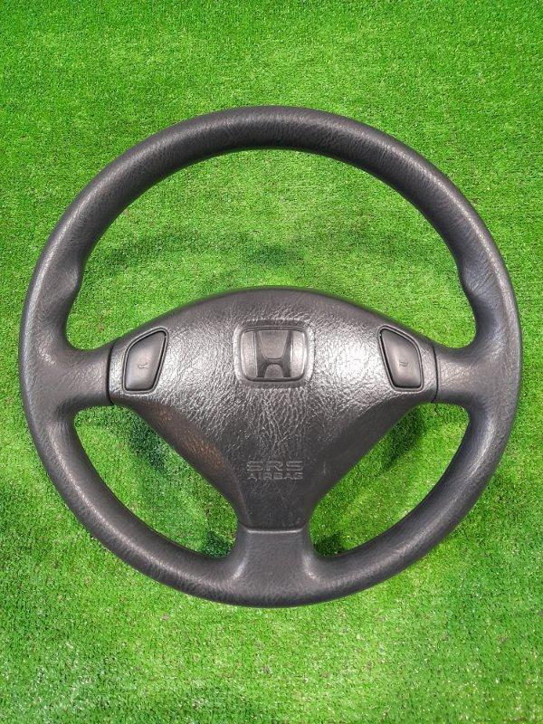 Airbag Honda Integra DB6 ZC 1998 с рулем, с подушкой, без заряда, в ХТС с аукционного авто с