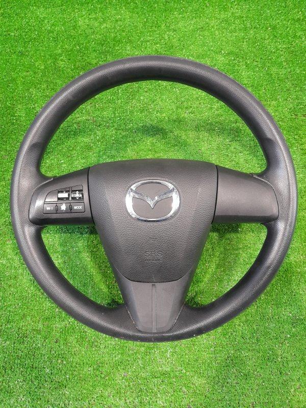 Airbag Mazda Premacy CWEFW LF-VDS 2010 с рулем, с подушкой, с кнопками, без заряда